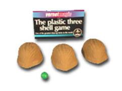 Three shell game Gioco dei tre gusci  Vernet